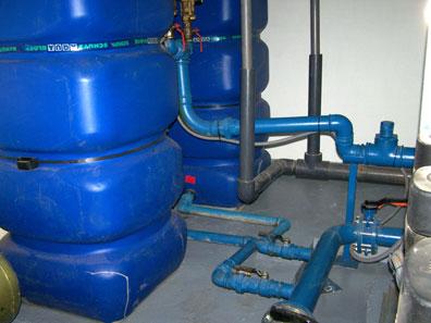 Servicios de control de legionella contratas y servicios for Peces de agua fria para consumo humano